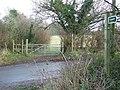 Footpath crossing - geograph.org.uk - 1088642.jpg