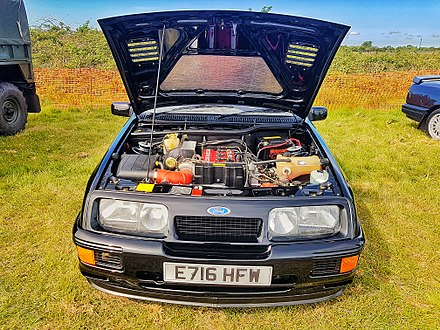 Ford Sierra Rs Cosworth Wikiwand