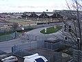 Ford motor works demolition site, Dagenham.jpg