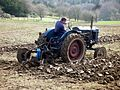 Fordson Major in Bolton-by-Bowland 2010 d.jpg