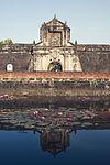 Fort Santiago facade