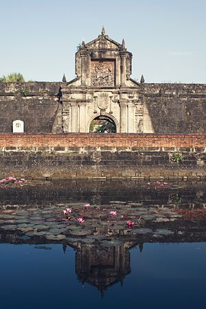 Spanish Filipino - Fort Santiago