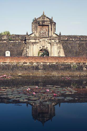 Spanish Filipino - Fort Santiago