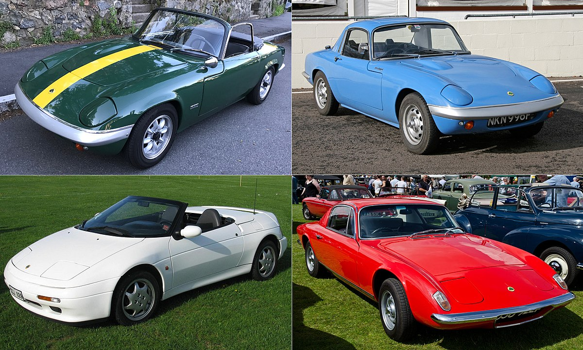 Lotus Elan - Wikipedia