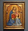 Fra Angelico, Virgin and Child with Saints, ca. 1435, Bode Museum, Berlin (1) (26311371528).jpg
