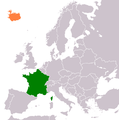France Iceland Locator.png