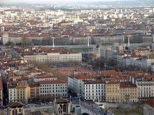 Thành phố Lyon
