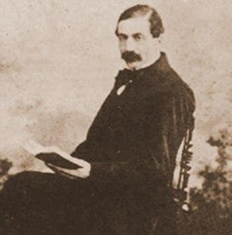 Francesco Faà di Bruno - Faà di Bruno ca. 1860