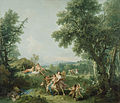 Francesco Zuccarelli - Landscape with the Education of Bacchus - 79.PA.137 - J. Paul Getty Museum.jpg