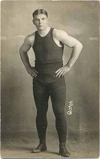 Frank Gotch American professional wrestler