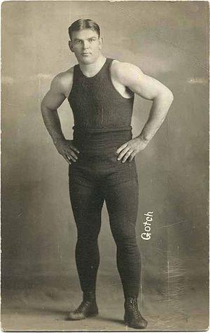 Frank Gotch - Gotch in 1917