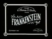 Archivo:Frankenstein (1910) - Full Movie.ogv