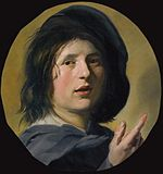 Frans Hals - Head of a boy with his finger pointing up.jpg