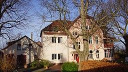 Baumschulenstraße in Frechen