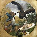 Frederic Leighton - A Boy Defending a Baby from an Eagle.jpg