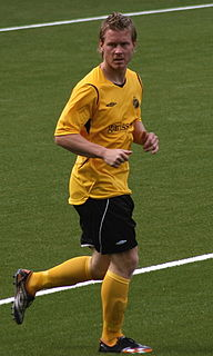 Fredrik Berglund Swedish association football player