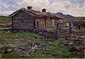 Fredrik Borgen - Mountain Farm - NG.M.00696 - National Museum of Art, Architecture and Design.jpg