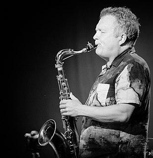 Fredrik Ljungkvist Swedish jazz musician