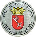 Freie Hansestadt Bremen - Stadtgemeinde Bremen.JPG
