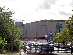 Frenchgate Centre - Image: Frenchgate shopping across Tesco car park. geograph.org.uk 541638