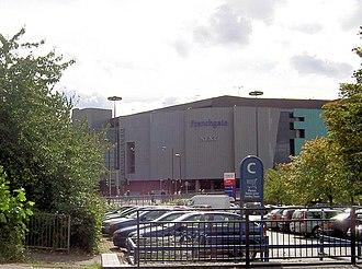 Frenchgate Centre - Image: Frenchgate shopping across Tesco car park. geograph.org.uk 541638