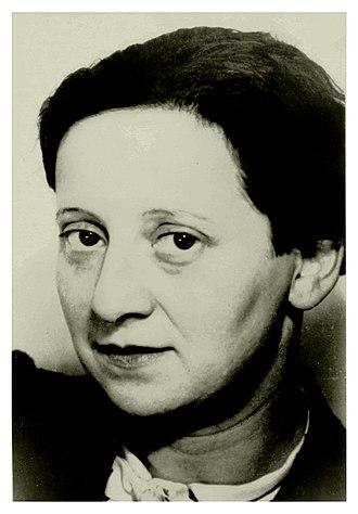 Friedl Dicker-Brandeis - Image: Friedl Dicker Brandeis (1898 1944)