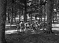 Frigyes főherceg üdülőtelep és erdei iskola (ma a Veszprém Megyei Tüdőgyógyintézet szanatóriuma). Fortepan 72361.jpg