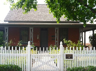 Cyrus Jacobs House United States historic place