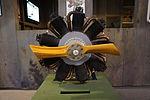 Frontiers of Flight Museum December 2015 049 (Le Rhône radial engine).jpg