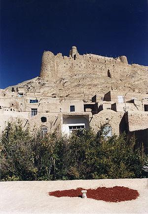 South Khorasan Province - Furg citadel