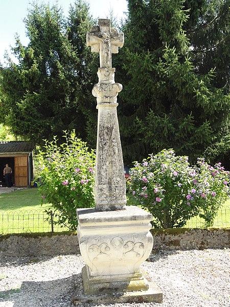 Géry (Meuse) croix de chemin B
