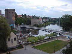 Görlitz Altstadtbrücke Zgorzelec SO 2004.jpg