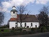 Fil:Götlunda kyrka i Västergötland, den 4 maj 2006, exteriör 1.JPG