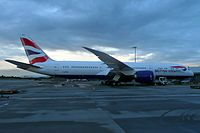 G-ZBKO - B789 - British Airways