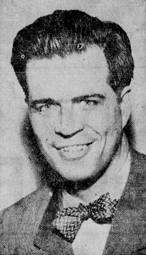 G. Mennen Williams - Mennen in August 1953