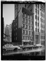 GENERAL VIEW OF FRONT AND SIDE - Minnie Building, 303 East Forty-sixth Street, New York, New York County, NY HABS NY,31-NEYO,106-1.tif