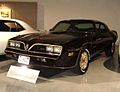 GM Heritage Center - 040 - Cars - 1977 Trans Am.jpg