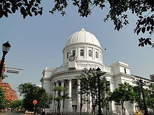 Netaji Subhas Road, Kolkata - Kolkata General Post Office building located on Netaji Subhas Road
