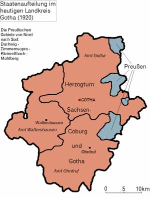 Landkreis Gotha Karte.Landkreis Gotha Wikipedia
