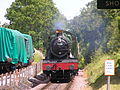 GWR 4-6-0 7828 'Odney Manor' Washford, WSR 24.6.2012 002 (9972148085).jpg