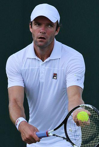 Teymuraz Gabashvili - Gabashvili at the 2016 Wimbledon Championships