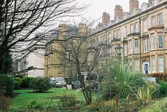 Gambier Terrace From South end.JPG