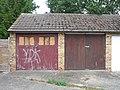 Garages at Tilehurst - geograph.org.uk - 1521454.jpg