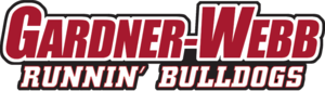 Gardner–Webb Runnin' Bulldogs football - Image: Gardner Webb Runnin Bulldogs Wordmark