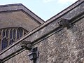 Gargoyles at St Mary's Church, Chipping Norton - geograph.org.uk - 1659447.jpg