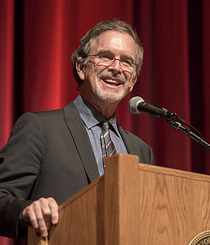 Garry Trudeau - Garry Trudeau gives a lecture at Stanford in 2014