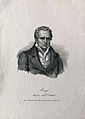 Gaspard Monge, Comte de Peluse. Stipple engraving by L. F. C Wellcome V0004065EL.jpg