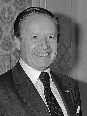 Werner-Thorn-Flesch Ministry - Gaston Thorn, Deputy Prime Minister 1979-1980