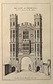 Gate at Whitehall from Vetusta monumenta (Vol.1, 1826).jpg