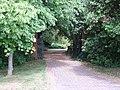 Gate entrance to Easton Lodge (geograph 1925219).jpg